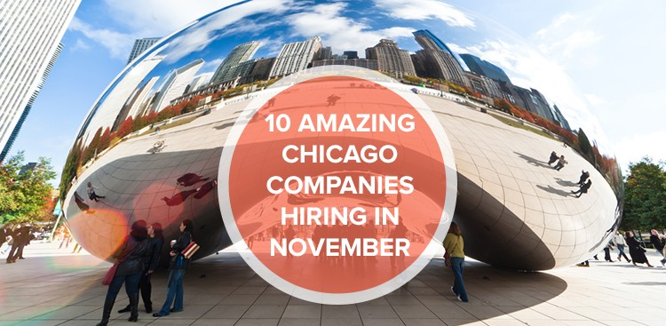 Companies hiring in Chicago