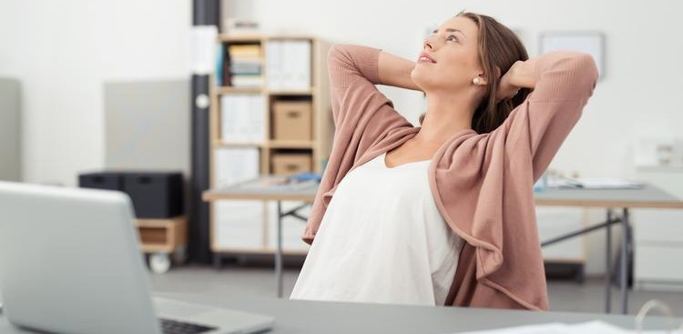 Career Guidance - 5 Physical Problems You Have From Sitting Still All Day, Solved
