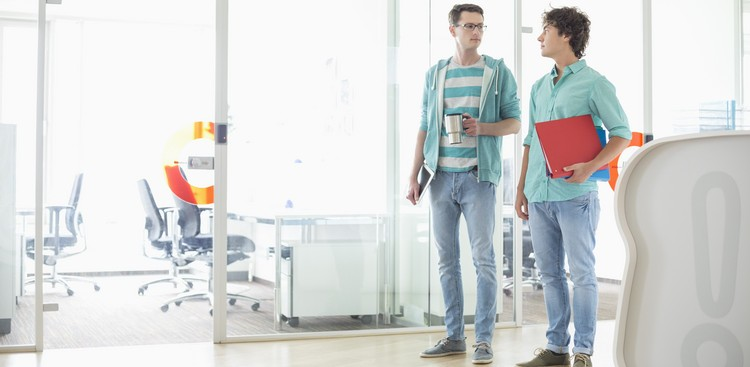 How to Get Beyond Small Talk at Work