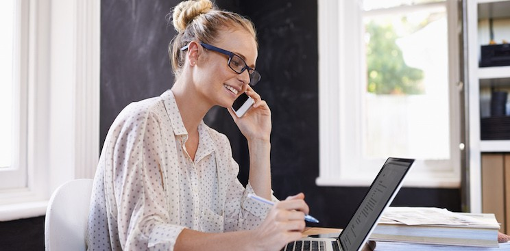 3 Ways to Have Productive Work From Home Days