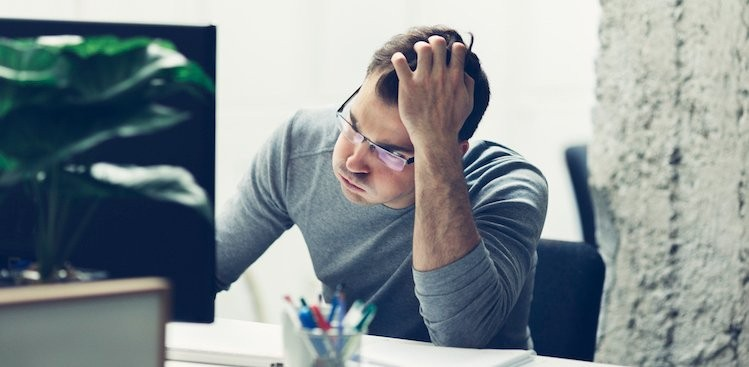 5 Mistakes You Make When You Don't Like Your Job