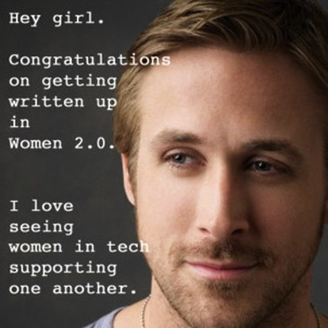 Career Guidance - 6 Amazing Ryan Gosling Tumblrs