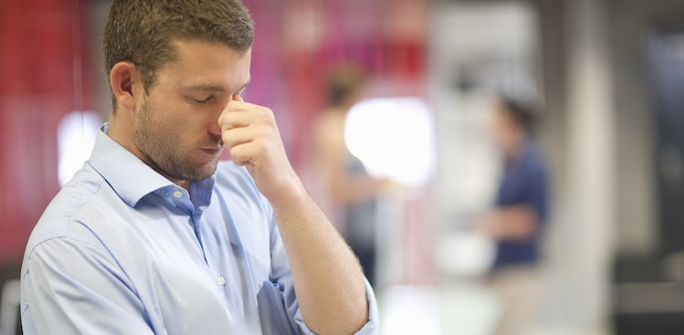 How to Deal With Your Bad Mood at Work