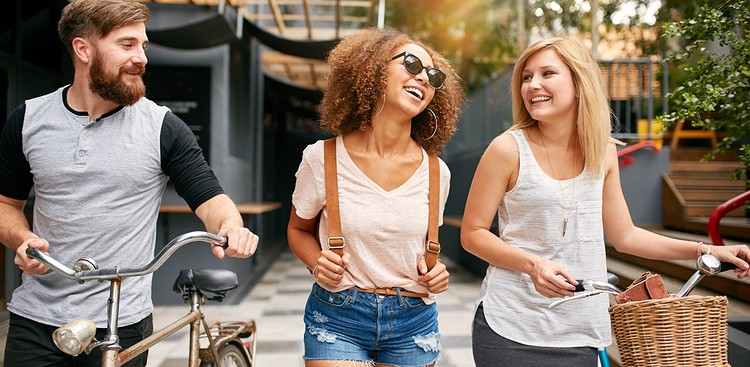 Science Says to Break Bad Habits With Friends