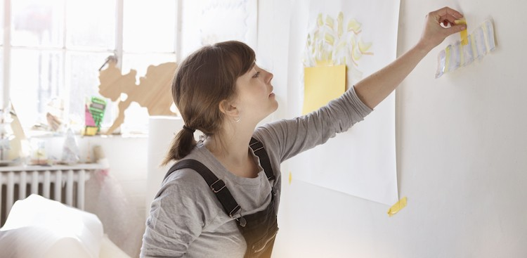 5 DIY Projects for Creative People at Boring Jobs