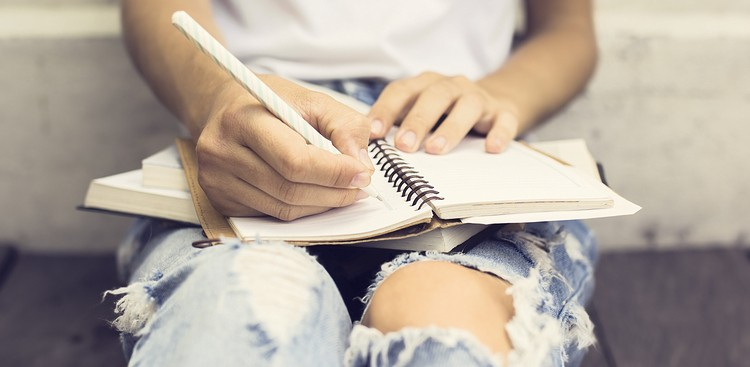 Career Guidance - The Research Is In: Writing Makes You Happier (Even if You're Pretty Bad at It)