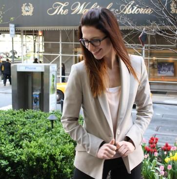 Career Guidance - Makin' it (at) Work: Blazers, Re-Thunk