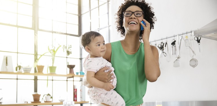 Why Parents Return to Work Beyond Financial Need - The Muse