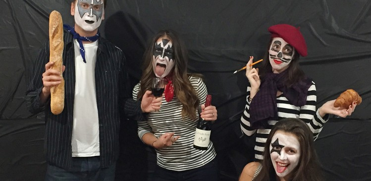 172 Halloween Group Office Costume Ideas for 2016