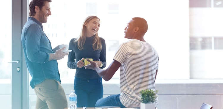 Research Says Humor Makes You a Leader at Work