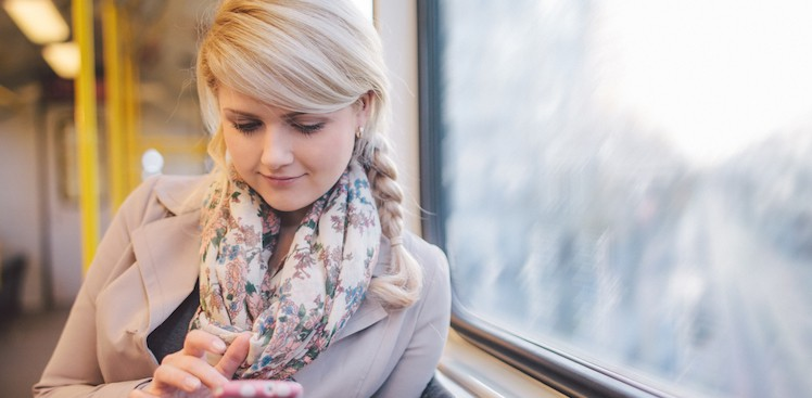 Gratefulness App Makes Positive Thinking a Habit