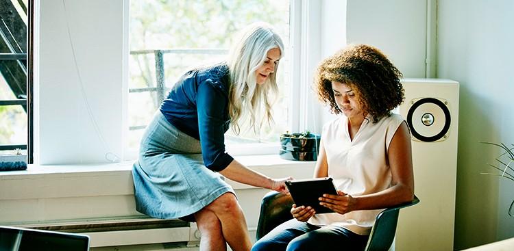 Find Mentors at Work