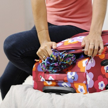 Career Guidance - Keep Calm and Carry-On: Pack for 1 Week in 1 Suitcase