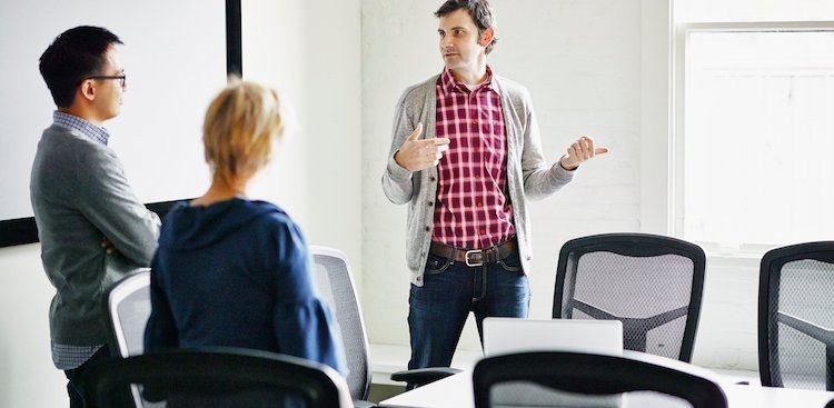 What Your Chatty Co-workers Wants You to Know -The Muse