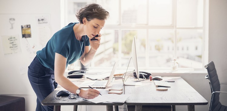 How to Boost Your Energy At Work in 2 Minutes