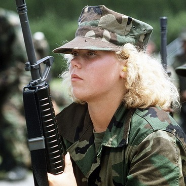Career Guidance - Women in the Military: Why Can't We Serve on the Front Lines?