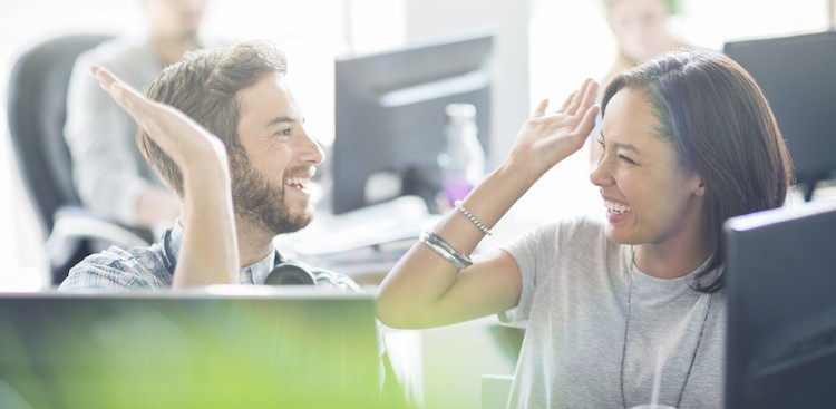 The Rules of Being Friends With Your Co-workers