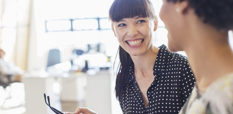 The Easy Way to Be More Likeable at Work