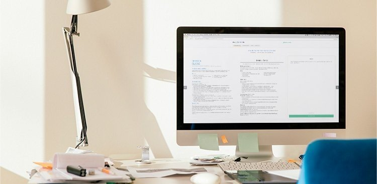 275 Free Microsoft Word Resume Templates | The Muse