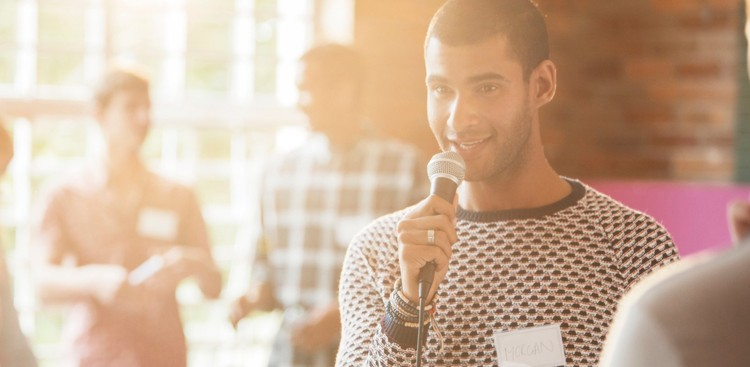 How to Get Noticed at Your Next Networking Event- The Muse