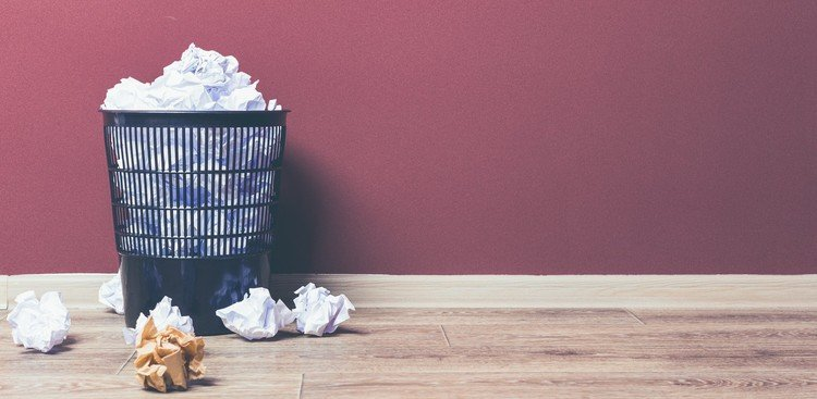 5 Things on Your Desk You Should Throw Out Now - The Muse