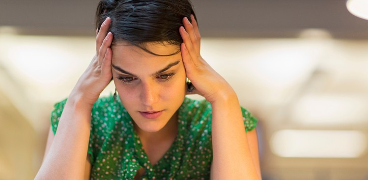 How to Stop Worrying About Losing Your Job - The Muse