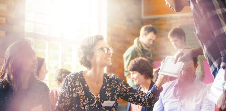 Networking Tips for Personality Types