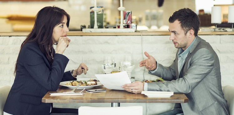 How To Ace A Lunch Interview The Muse