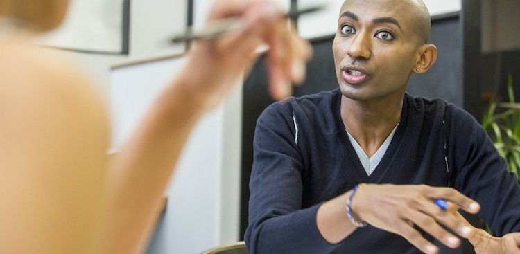 Career Guidance - If You're Going to Interrupt Someone, Here's How to Do it Right