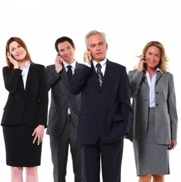 Career Guidance - The Office: According to Stock Photos