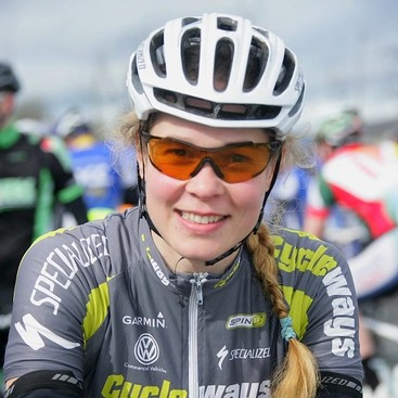 Career Guidance - The Road to the Olympics: Cyclist Mel Spath