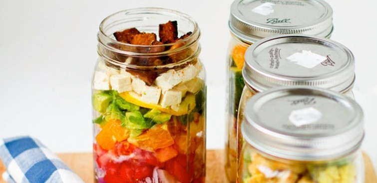 Career Guidance - 3 More Mason Jar Salads You'll Love