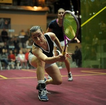 Career Guidance - The Road to the Olympics: Squash Pro Miranda Ranieri