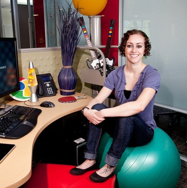 Career Guidance - The Gals Who Build Google: A Chat With 3 Programmers