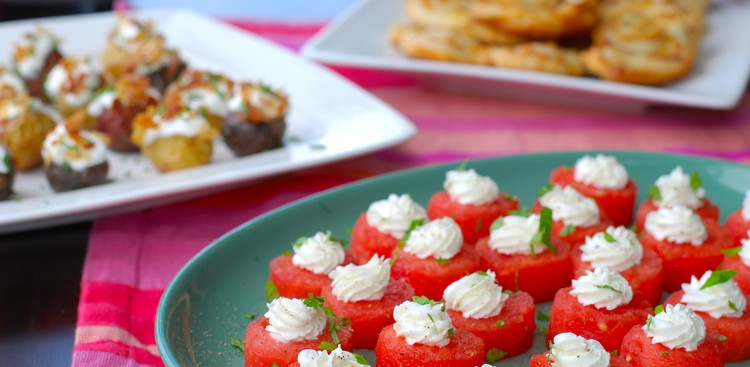 Career Guidance - 5-Ingredient (or Less!) Labor Day Appetizers