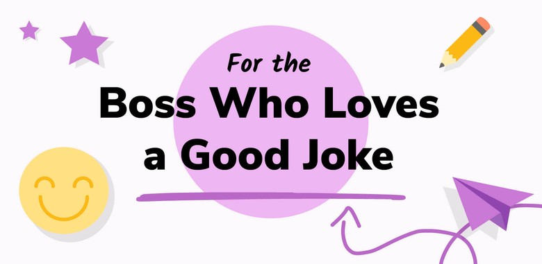 Boss's Day Card: For the Boss Who Loves a Good Joke