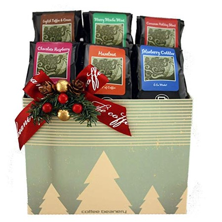 gifts for bosses: coffee sampler