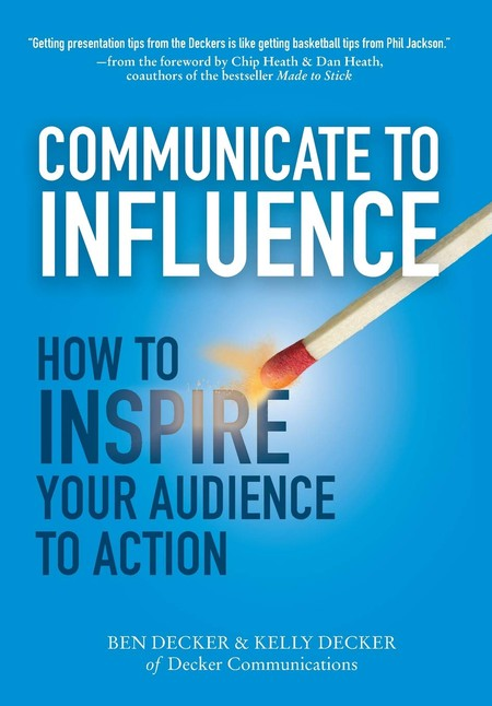 best books by women communicate to influence