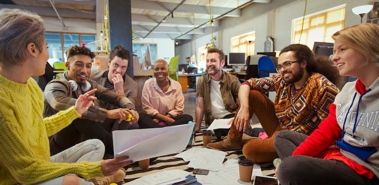 8400413b 22 Team-Building Activities Your Co-workers Won't Hate (We Promise)