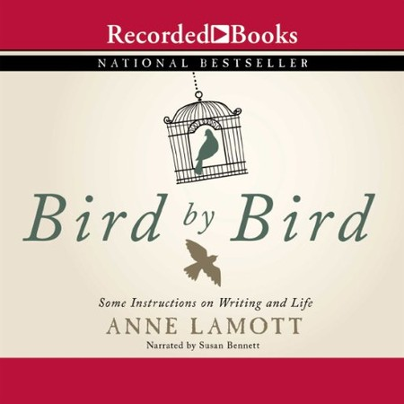 cover image of audiobook of Bird by Bird by Anne Lamott