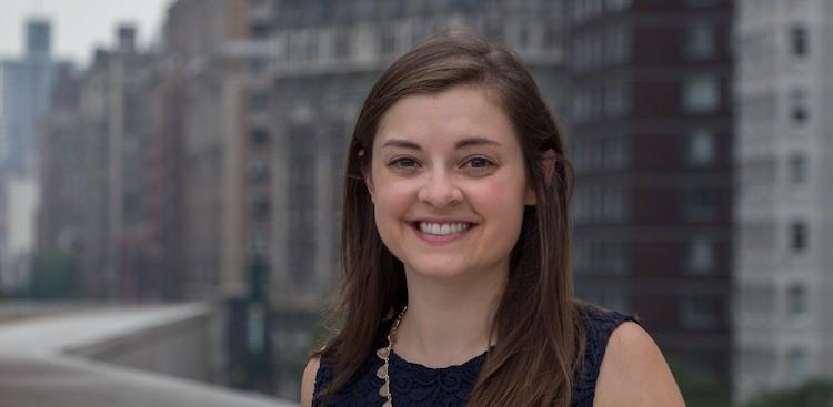 headshot of Jessica Owen, Senior CRM Marketing Manager at Policygenius