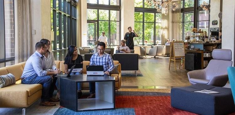 Logic20/20's Seattle office
