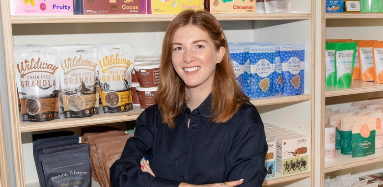 Emily Schildt, Pop Up Grocer