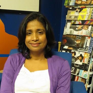 Career Guidance - What it's Like Being a Female CTO: StubHub's Raji Arasu