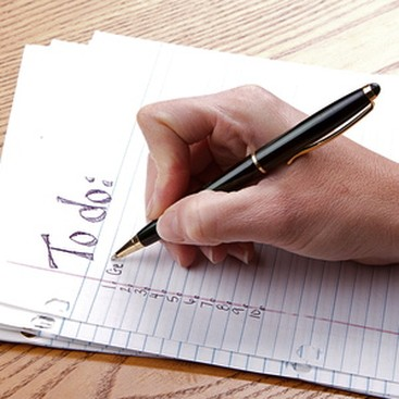 Career Guidance - Crazy To-Do List? Here's What to Tackle First