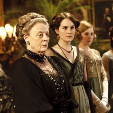 Image result for downton abbey customs