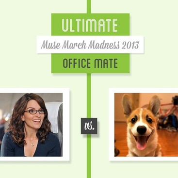Career Guidance - Who's the Ultimate Office Mate? Muse March Madness Round 3
