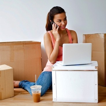 Career Guidance - On the Move: How to Stay Productive at Work While Moving