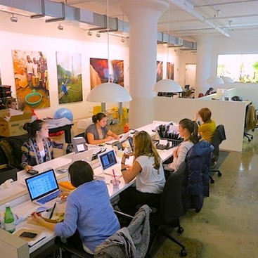 Career Guidance - Office Space: How to Find Your Company's First Digs