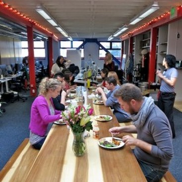 Career Guidance - 7 Ways to Build Company Culture With Food